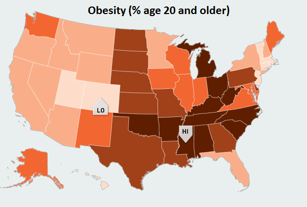 obesity in america a treacherous status Obesity facts & figures obesity: the gateway to ill as of june 2013 the american medical association officially recognised obesity as a disease and this.