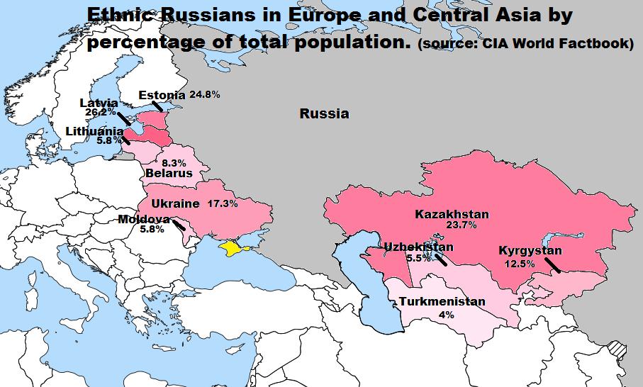 Kazakhstan Russia Map.Russia Lee S Lectern